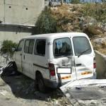 רכב שבור לפירוק - טראנזית