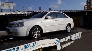 מכירת רכב לפירוק ביהוד-מונוסון